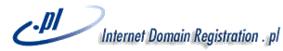 .pl Internet domain registration