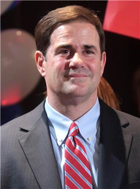 = Current Arizona Governor Doug Ducey