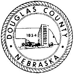 Seal of Douglas County, Nebraska