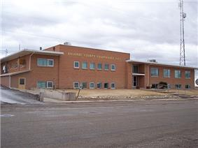 Dolores County Courthouse in Dove Creek