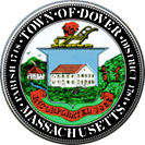 Official seal of Dover, Massachusetts