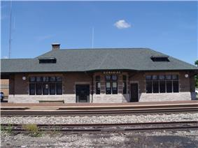 Michigan Central Railroad Dowagiac Depot