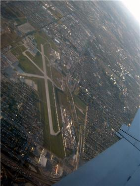 Downsview area, including Downsview airport