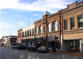 Downtown Guthrie