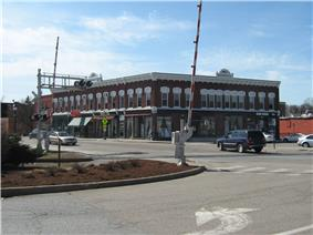 Downtown Essex Junction Commercial Historic District