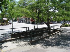 Downtown Fairfax (The Parkade)