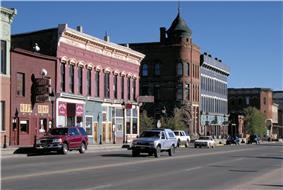 Downtown Leadville