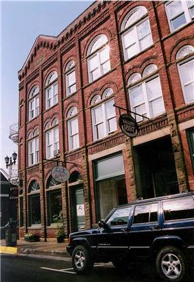 Lewisburg Historic District
