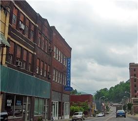 Downtown Appalachia