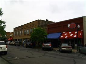 Streetside in Arkadelphia