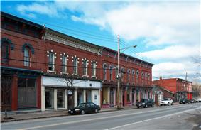 Keeseville Historic District