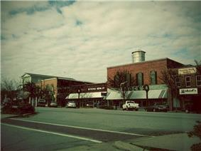 Downtown Pickens, SC