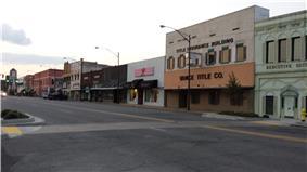 Main Street, Downtown Russellville