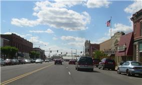 Downtown Wagoner