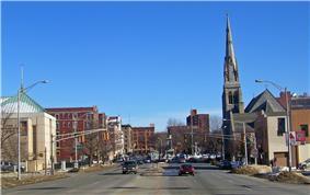 Downtown Waterbury Historic District