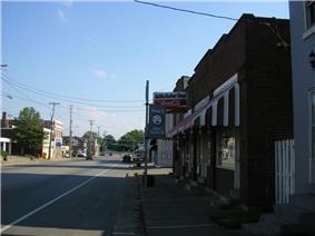 Downtown Shepherdsville