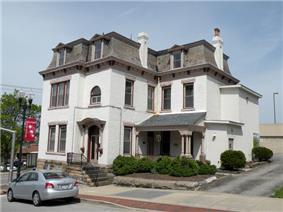 Dr. Joseph Maurer House