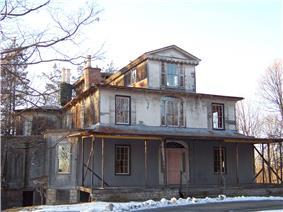 Dr. Oliver Bronson House and Estate