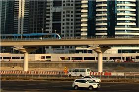 Dubai Metro, Opening Day