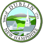 Official seal of Dublin, New Hampshire
