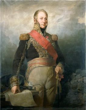 Portrait of Marshal Édouard Mortier