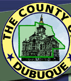 Seal of Dubuque County, Iowa