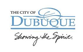 Official logo of Dubuque, Iowa