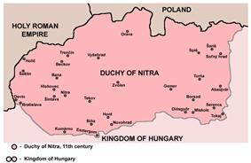 Duchy of Nitra