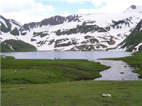 Dudiptsar Lake