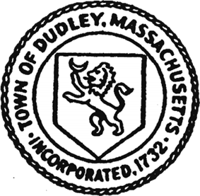 Official seal of Dudley, Massachusetts