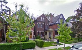 Homes in Dufferin Grove