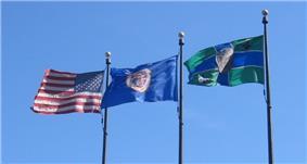 Flag of Duluth, Minnesota