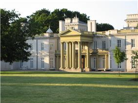 View of Dundurn Castle