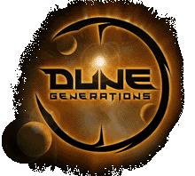 DUNE Generations logo