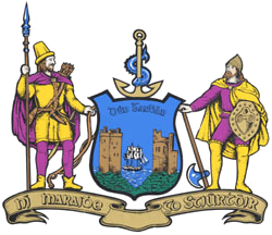 Coat of arms of Dungarvan