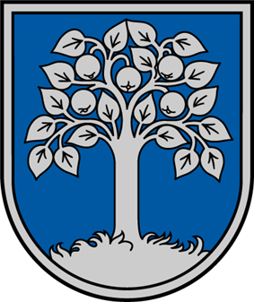 Coat of arms of Durbe Municipality