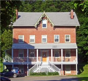 Dutchess Company Superintendent's House