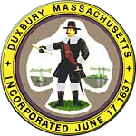 Official seal of Duxbury, Massachusetts