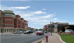 Main Street, July 2009