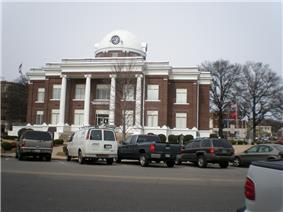 Dyersburg Courthouse Square Historic District