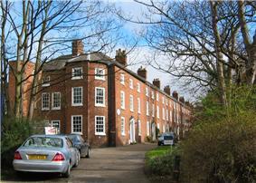 Dysart Buildings, Monks Lane