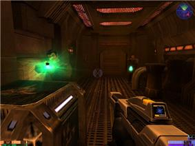 Star Trek: Elite Force II was one of the last games to utilize the id Tech 3 engine