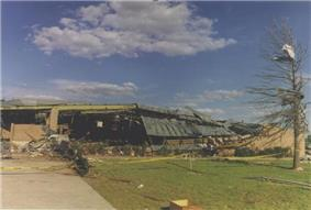EF3 damage example