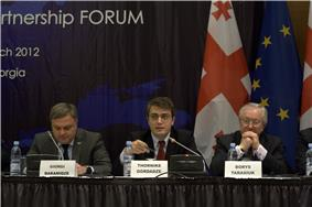 Eastern Partnership forum 2012