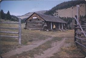 Eagle Guard Station