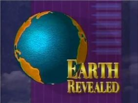 Earth Revealed title card
