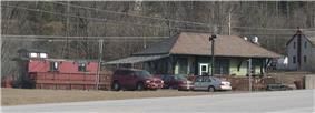 East Clarendon Railroad Station
