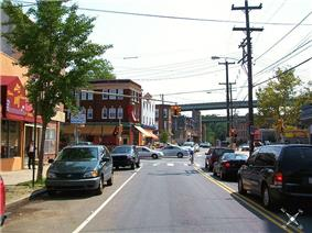 East Falls at Ridge Avenue and Midvale Avenue