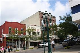 East Mitchell Street Historic District