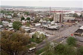 Skyline of East Moline